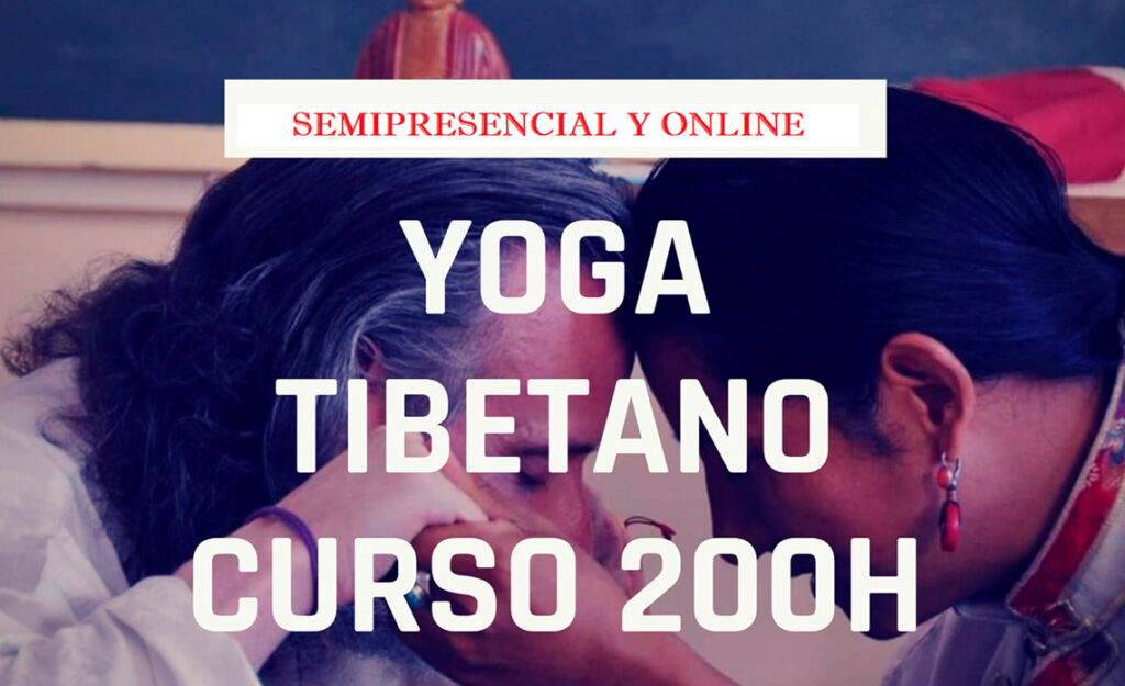 Yoga Tibetano Curso 200h