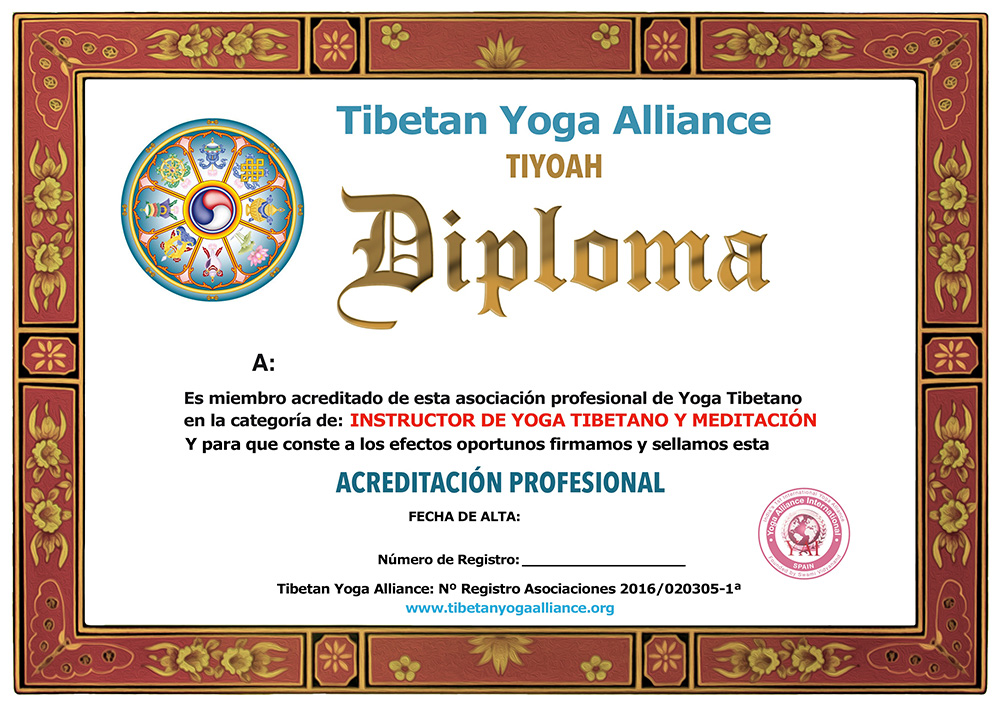 Diploma instructores
