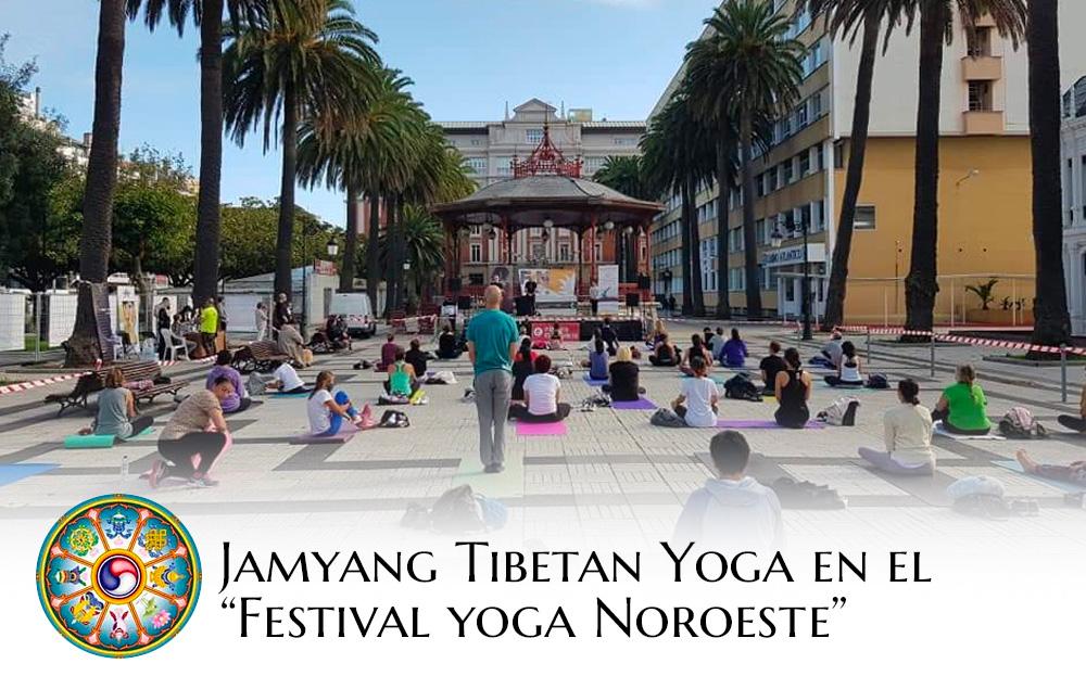 Festival Yoga Noroeste